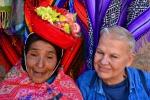5. Z Indianką Keczua w Peru