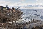 4. Uummannaq tego dnia, kiedy popękało morze