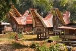 Wioska Torajów