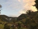 Kolumbijska selewa. Okolice domu państwa Castaño, gdzie mieszkałam.